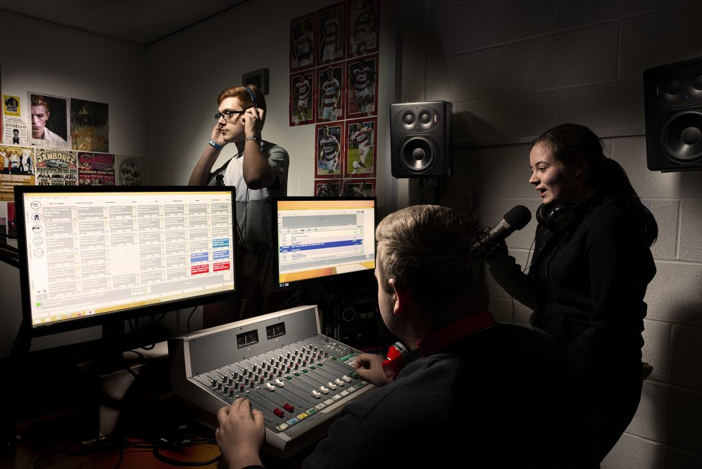 National Diploma in Creative Media Production at Higher Rhythm